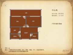 中山苑3室1厅1卫,实验小学学区房,简单装修生活方便