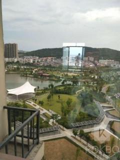 陈家湖公园里,江南府22楼,3房58万急售
