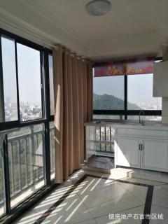 帝景天成,电梯3房,视野超好!随时看房