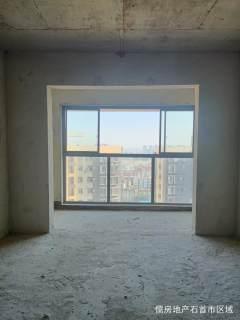 新上电梯房 新天地小区 高层 115.6平3房 毛坯 63万带走