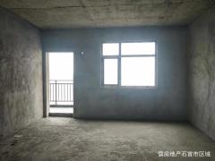 帝景天成3室2厅,高层毛坯,4千多/平,可议价按揭