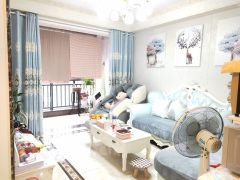 (石首城区)香榭丽都精装修3室2厅1卫90m²出售