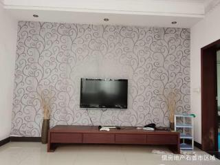香港城旁,3楼,精装3房出租,拎包入住!采光非常好