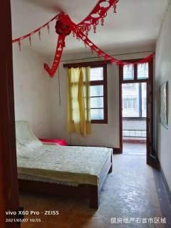 (石首城区)法院住宿楼3室2厅1卫42万133m²简单装修出售
