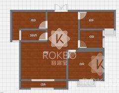 (石首城区)新天地3室2厅1卫67万91.63m²出售